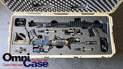 case warehouse custom foam case inserts